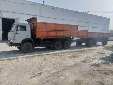 Грузовики - Кыргызстан: Камаз сельхоз состояние хорошен к рейсу готов
