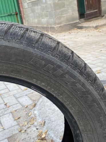 Шины и диски - Ширина: 225 - Бишкек: Продаю резину Bridgestone 225/60/18