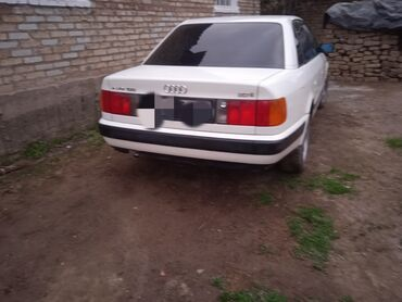 Транспорт - Каныш-Кия: Audi S4 2 л. 1991
