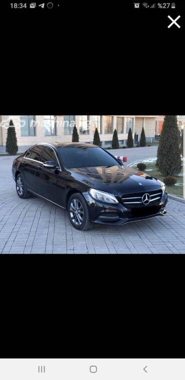 Mercedes-Benz C 180 1.6 л. 2015 | 121000 км