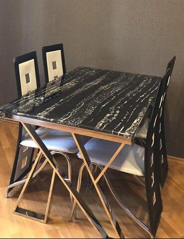 ✔550 man(Elmler). Masa ve 4 eded oturacaq,masanin ustu temiz