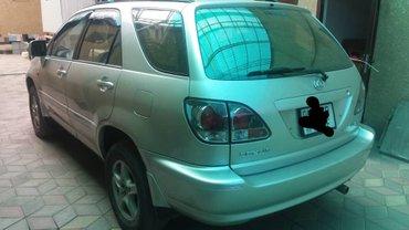 Продаю Lexus RX300,машина в отличном в Бишкек