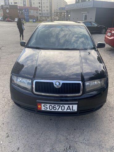 Skoda - Кыргызстан: Skoda Fabia 1.9 л. 2003   277682 км