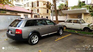 audi a6 2 6 at - Azərbaycan: Audi A4 Allroad Quattro 2.7 l. 2004 | 170000 km