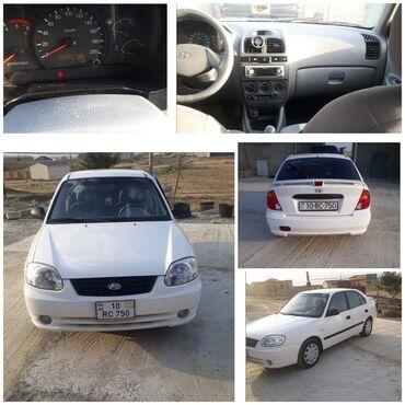 hyundai accent - Azərbaycan: Hyundai Accent 2005