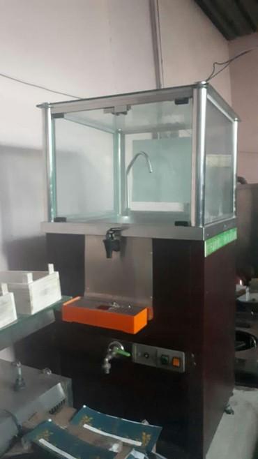 Kofe-aparati-satilir - Azərbaycan: Kopuklu ayran aparati satilir. yaxsi veziyyetdedi