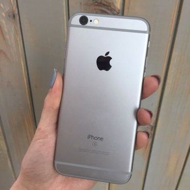 IPhone 6S 32GB Space Gray в Бишкек