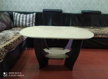 Журнальный столик  Длина-110 Ширина-80 Высота-60 Торг возможен