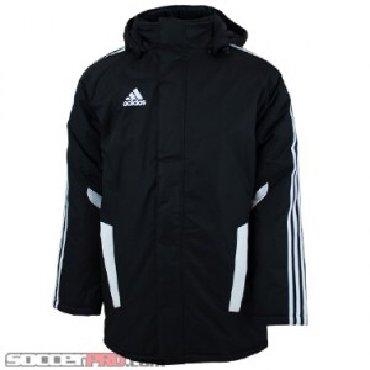 Пуховик Adidas Tiro 11 Stadium Jacket.Очень теплый.В хорошем