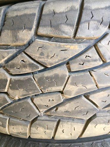 Два колеса фирмы Купер американская резина 275/70/18