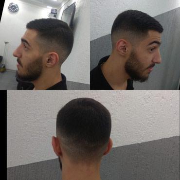 Barber стиль+борода в Бишкек