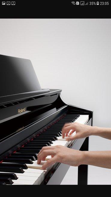Пианино. уже на протяжении 40 лет компания roland производит