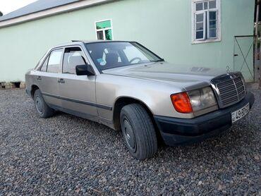 Nəqliyyat Saatlıda: Mercedes-Benz E 250 2.5 l. 1988   23678 km