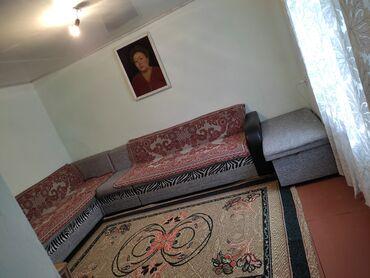 Недвижимость - Ош: Индивидуалка, 2 комнаты, 43 кв. м Раздельный санузел, Угловая квартира