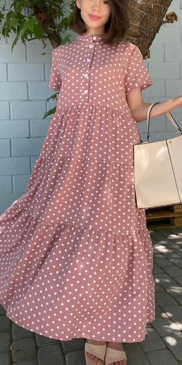 Платье Свободного кроя A-Dress XS