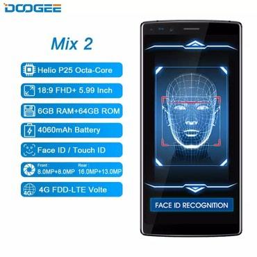 Doogee dg280 leo - Azerbejdžan: Doogee Mix 2 telefonu2 ayın telefonudurHec bir problemi yoxdur