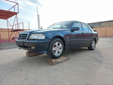 Mercedes-Benz C 180 1.8 l. 1997 | 305889 km
