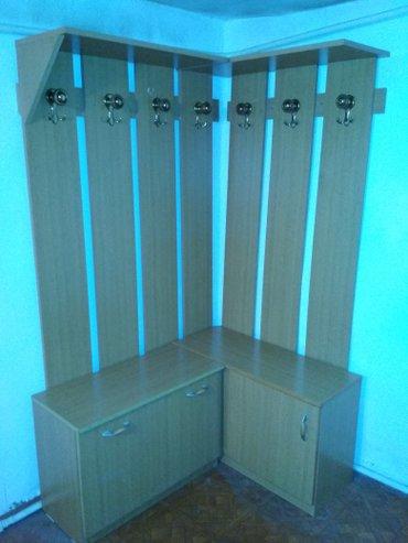 шкафов в Кыргызстан: Прихожка, вешалка для верхней одежды и полки для обуви, состояние