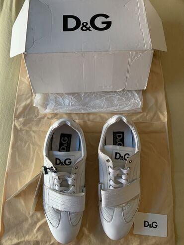 Ανδρικά παπούτσια DOLCE & GABBANA σαν καινούργια φορεμένα μόνο