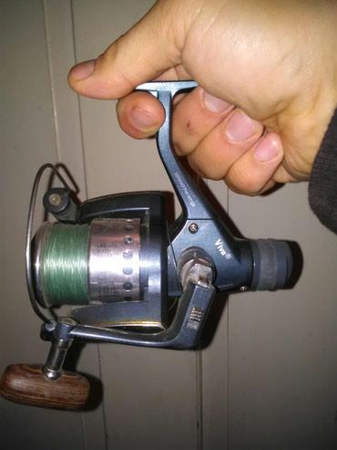 Masinica za pecanje sa metalnom spulnom, u odličnom stanju. Skoro da - Belgrade