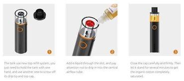 Dostupno Elektronske cigareteIzvorni Smok Vape Pen 22 Komplet s