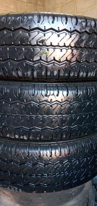 Срочно продаю шины R-16сышки 3штуки протектора 90%состояния отличные