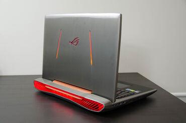 asus notebook baku - Azərbaycan: 3800 azn alinib ASUS ROG Core i7 . 32 gb ram / NVIDIA GTX 8 GB 256 bit