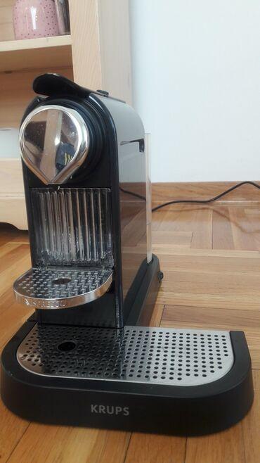 Kuhinjski aparati   Smederevska Palanka: Krups NespressoMali, kompaktan, ispravan kafemat poznatog svetskog