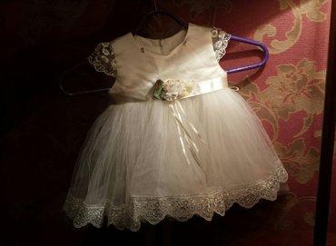 Шикарное платье для принцессы!!!! от в Бишкек