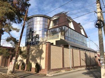 сдаю элитный 4 этажный особняк под бизнес в центре города. 12 комнат.  в Бишкек