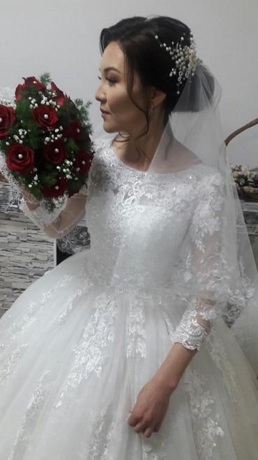 Свадебное платье(прокат)