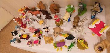 Продаётся комплект сувениров-игрушек (украшение для дома или ролевой