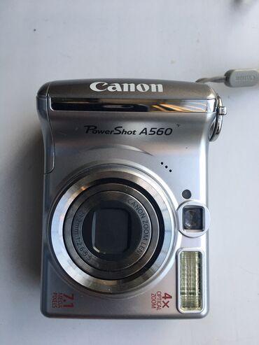 Printer canon lbp2900 - Кыргызстан: Цифровой фотоаппарат Canon PowerShot A560 в отличном состоянии