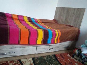 Продаю кровать. Летом брали. Номер   in Бишкек