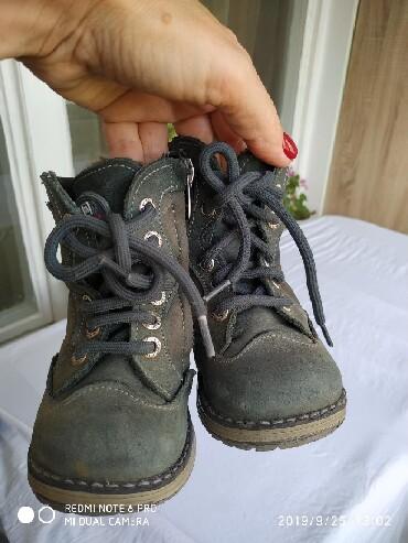 сапожки 21 размера в Кыргызстан: Продаю детскую обувь. Немецкие Ботиночки фирмы TenTEX 21размер очень