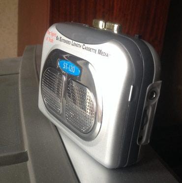 Продаю кассетный плеер ST-120,в в Бишкек