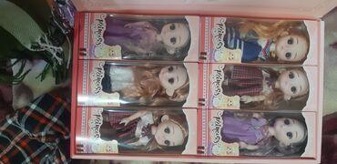 today набор в Кыргызстан: Подарочный набор кукол Хорошее качество, новые