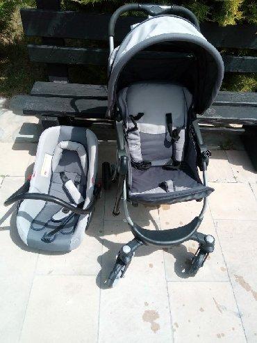 прогулочные коляски для двойни и тройни в Азербайджан: Детская коляска и сиденья для машины