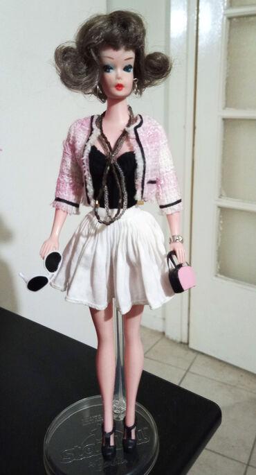 Παιχνίδια - Ελλαδα: Barbie / build Lilly clone Vintage 1972 απο' Hong Kong 'ακρως