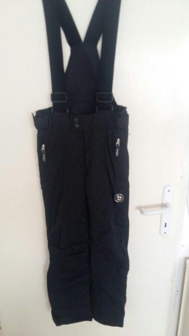 Zenske ski pantalone - Srbija: 2500 Benger ski pantalone sa tregerima zenske bez ostecenja u odlicn