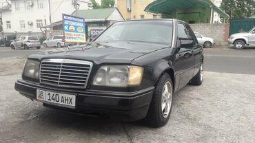 двигатель мерседес 124 2 2 бензин в Кыргызстан: Mercedes-Benz E 280 2.8 л. 1993   282000 км