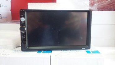 Bakı şəhərində Universal multimedia monitorlar. Sensor ekran. Dvd, flaşka sd kart aux- şəkil 7