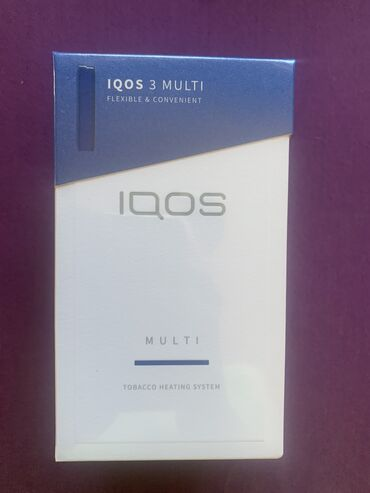 Personalni proizvodi - Beograd: IQOS 3 Multi kit + set aksesoara. Potpuno nov, nekorišćen Iqos 3 Multi