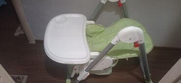 Детский мир - Кок-Джар: Продаю стульчик для малышей,в отличном состояние,имеется 3 положении