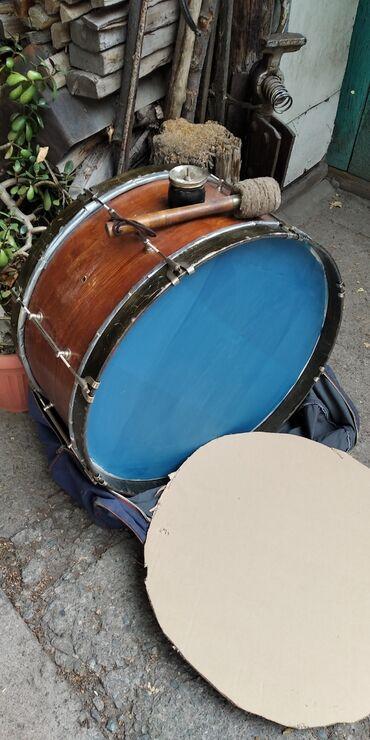 Барабаны - Бишкек: Барабан