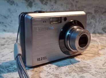 Orginal suknjacine - Srbija: Fotoaparat Samsung ES55U besprekornom stanju. Bukvalno kao nov