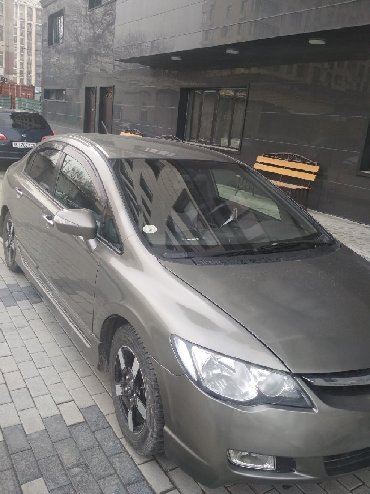 honda civic 2016 в Кыргызстан: Honda Civic 2008