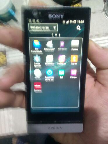Sony - Azərbaycan: Sony xperia yaddaw 16 gb hecbir prablemi yoxdu xod veren knopka cox