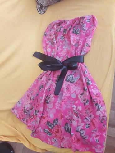 Moderna top cvetna NewYorker haljina , univerzalne velicine, gornji - Pozarevac