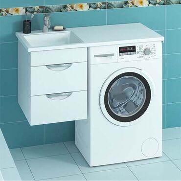 Раковина на стиральную машину.Размер 1200х480Есть правые есть